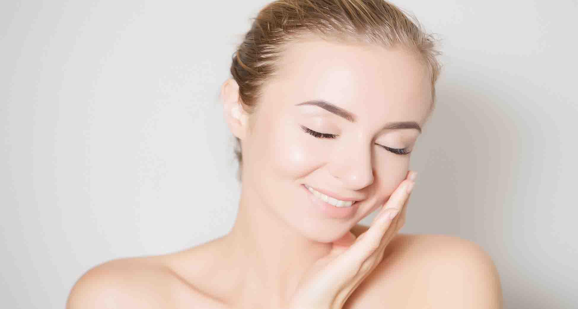 como cuidar piel cara