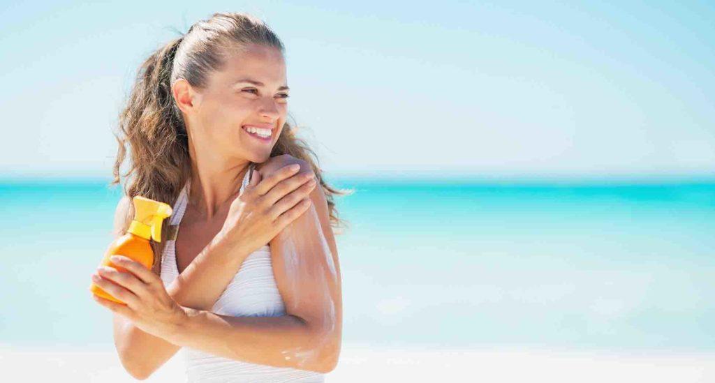 cuidar piel sol