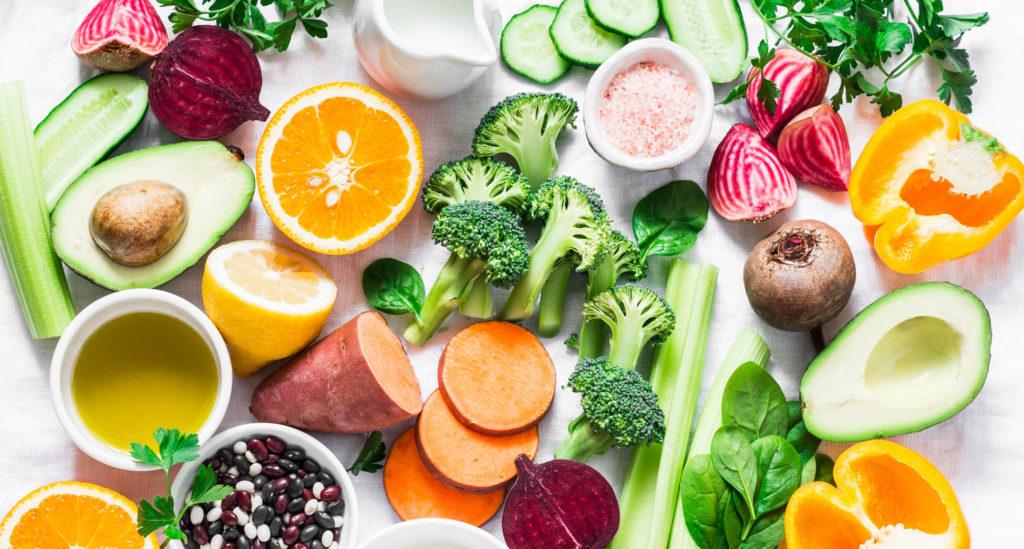 Alimentos con colágeno y elastina para la piel