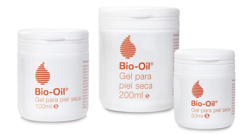 Bio-Oil Gel Piel Seca bodegon