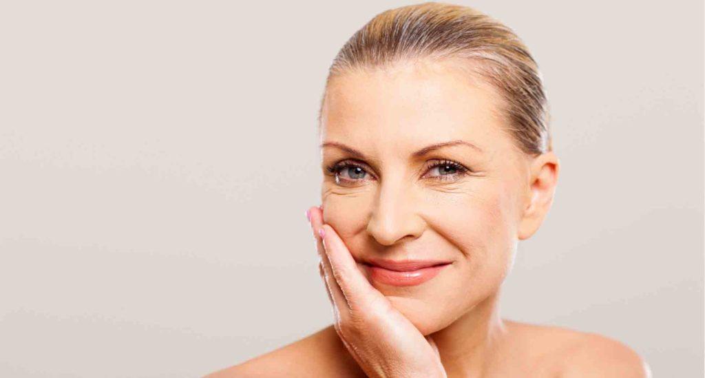 cuidar la piel a los 50 años