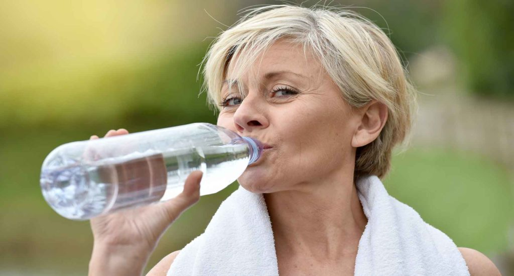 piel seca menopausia