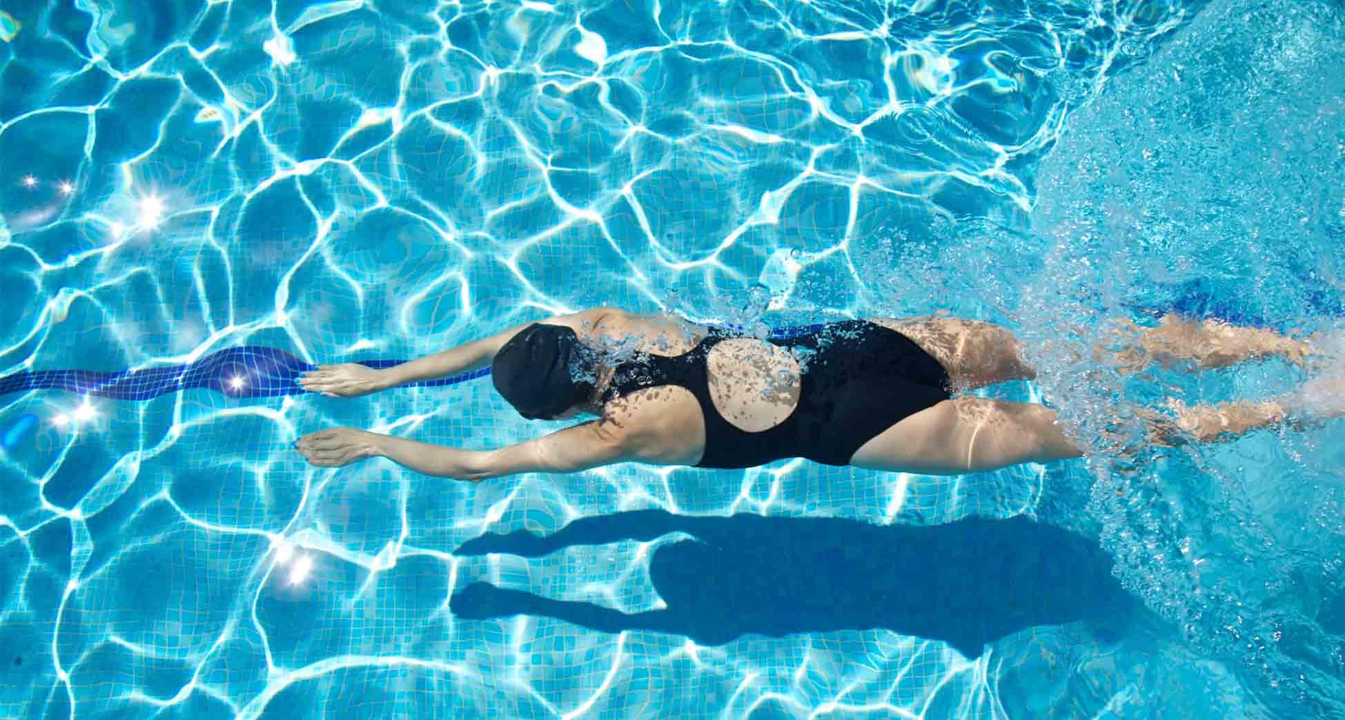 cloro piscina piel